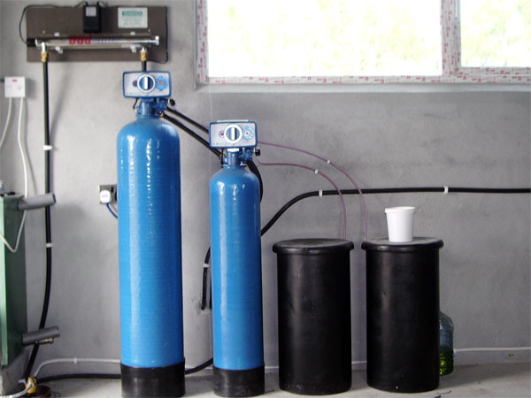 Water purification and water treatment solutions. Iron Removal offered by Waterteck